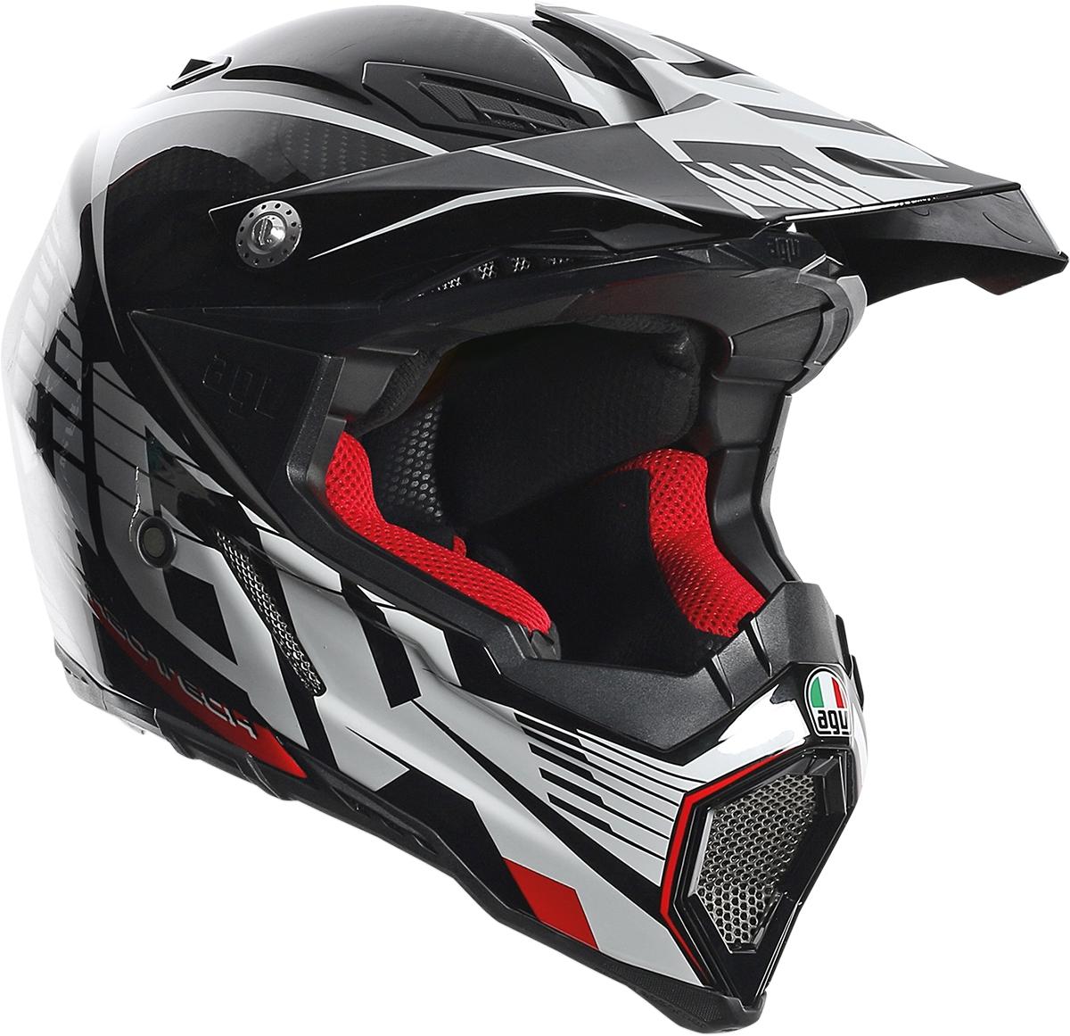 AGV AX8 Carbon Helmet