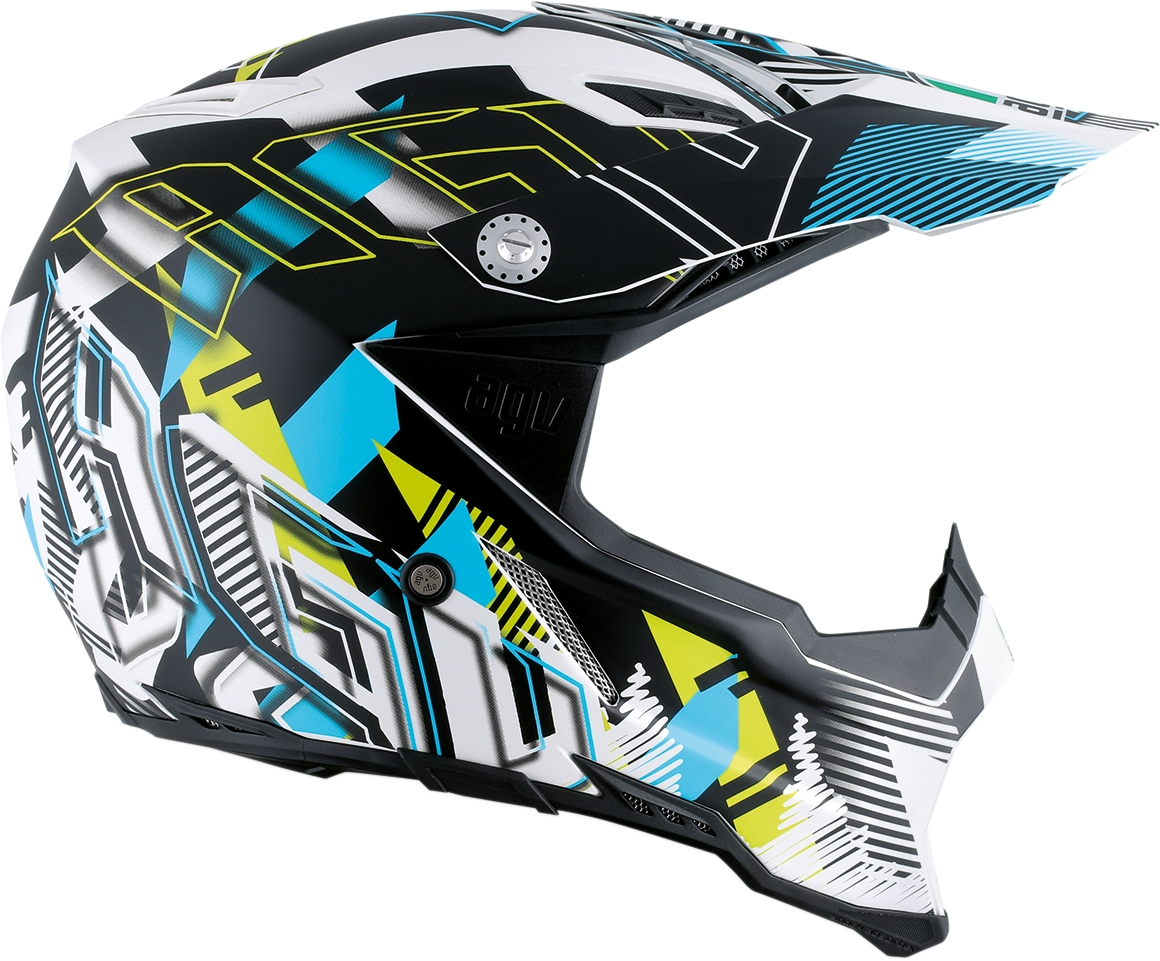 AGV AX-8 EVO Multi Color Helmet