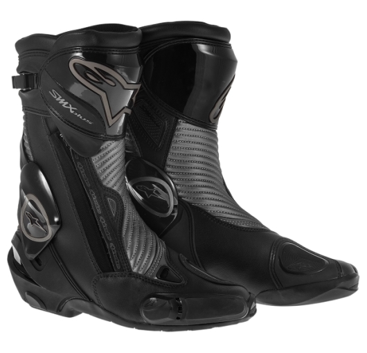 Alpinestars SMX Plus Black Shadow Boots