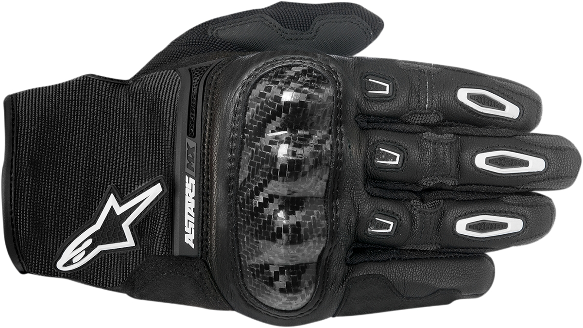 Alpinestars Megawatt Hard-Knuckle Short Cuff Gloves