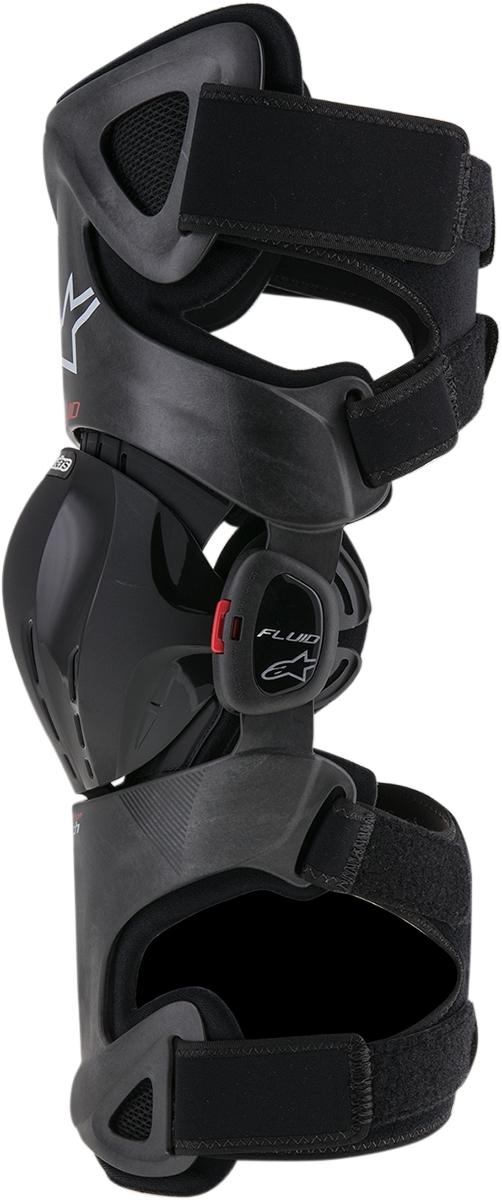 Alpinestars Fluid Tech Carbon Right Knee Brace