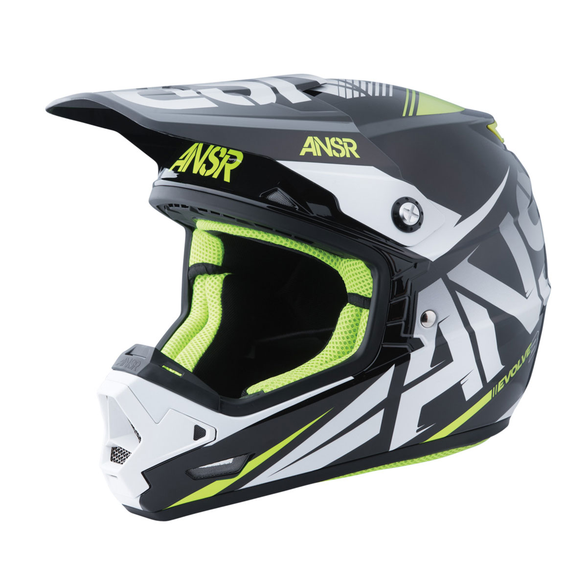 Answer Racing Evolve 3 Multi Color Helmet