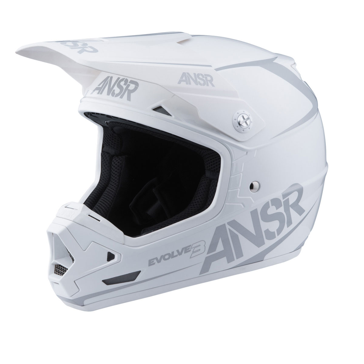 Answer Racing Evolve 3 Solid Color Helmet