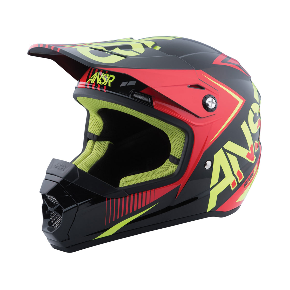 Answer Racing SNX 2 Multi Color Youth Helmet