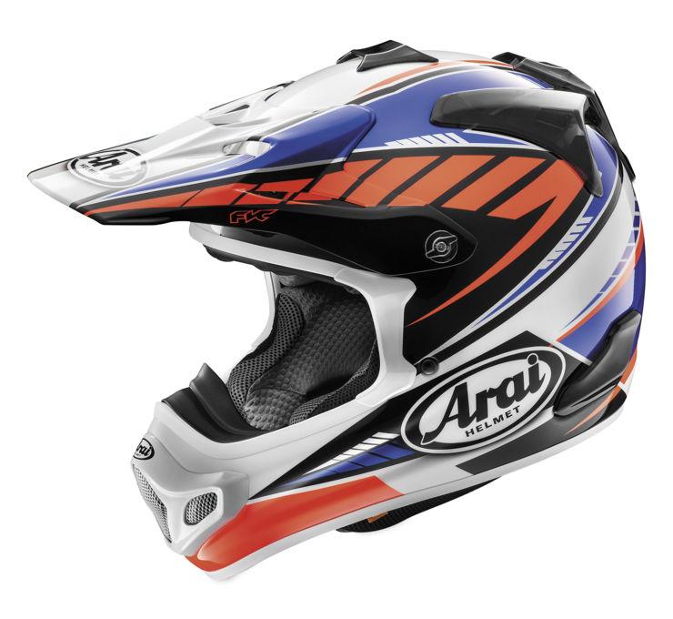 ARAI VX-Pro 4 Spike Helmet