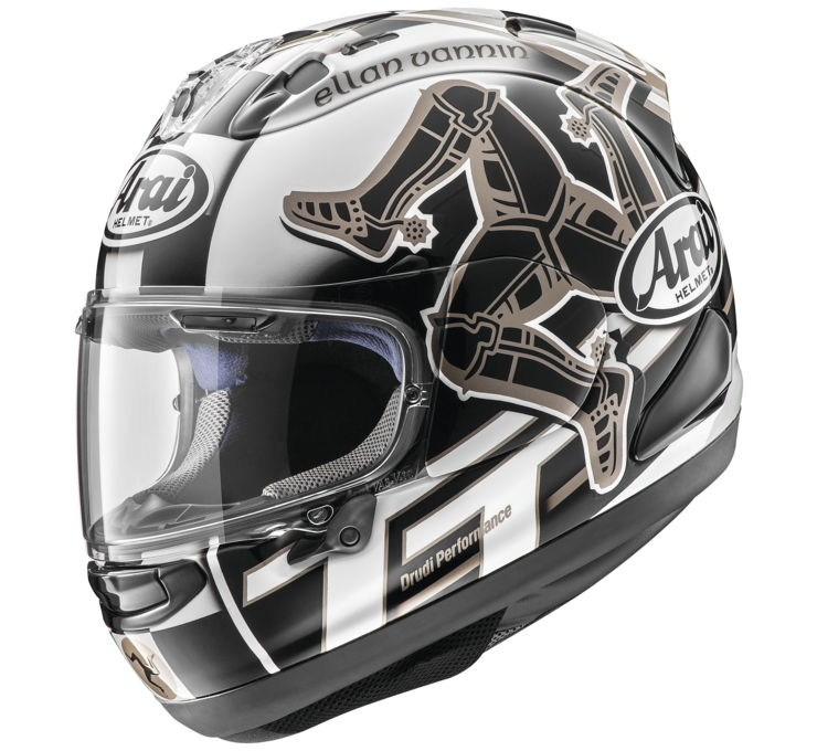 ARAI Corsair-X Isle of Man 2017 Helmet