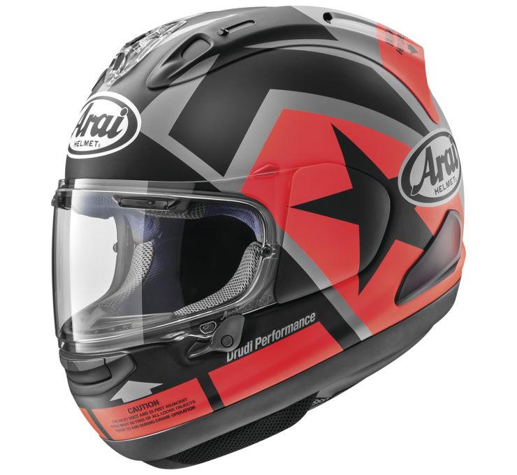 ARAI Corsair-X Vinales Helmet