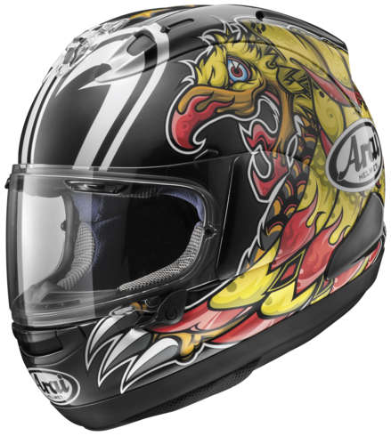 Arai Helmets Corsair X Nakasuga Helmet