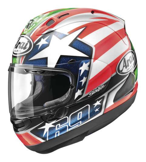 Arai Helmets Corsair X Nicky Helmet