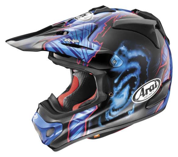 Arai Helmets VX-Pro 4 Barcia Helmet