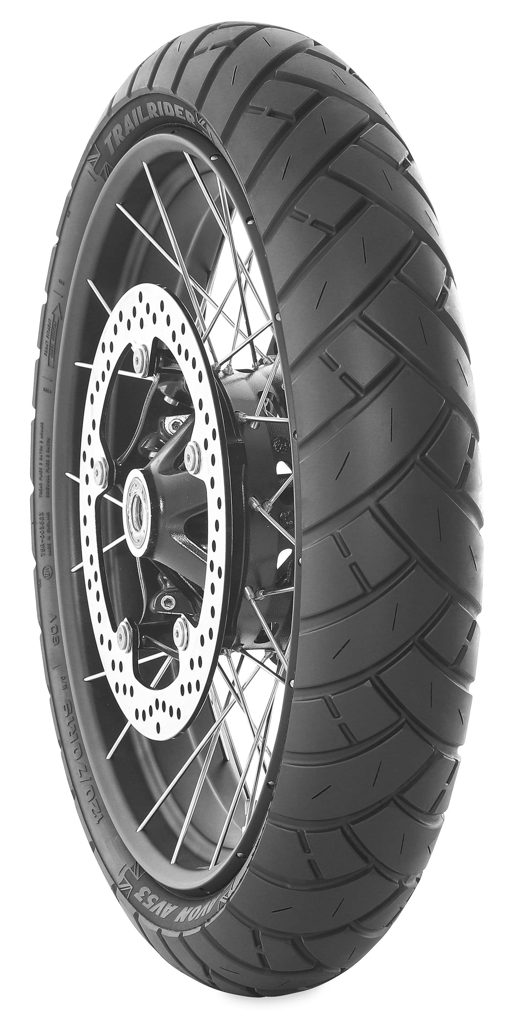 TrailRider Dual Sport Tires