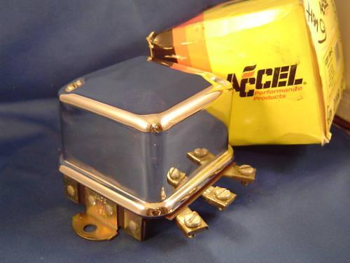 Accel 6V Regulator