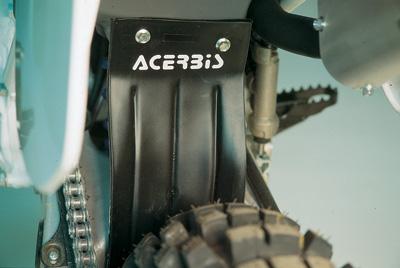Acerbis Airbox Mud Flap