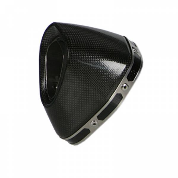 Akrapovic Exhaust End Cap