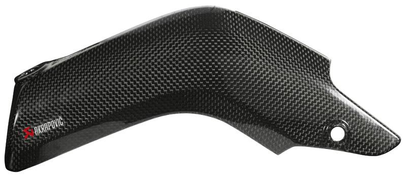 Akrapovic Exhaust Heat Shield