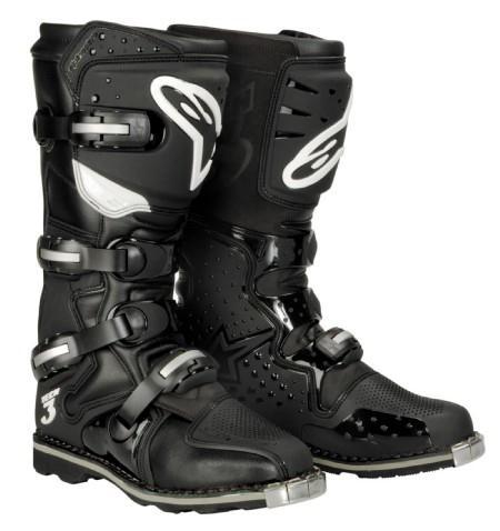 Alpinestars Tech 3 Boots - All-Terrain Sole