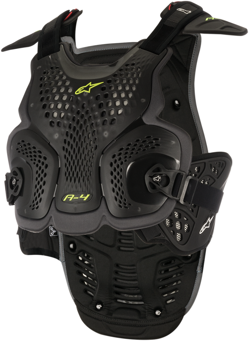 Alpinestars A-4 Roost Guard Chest Protector