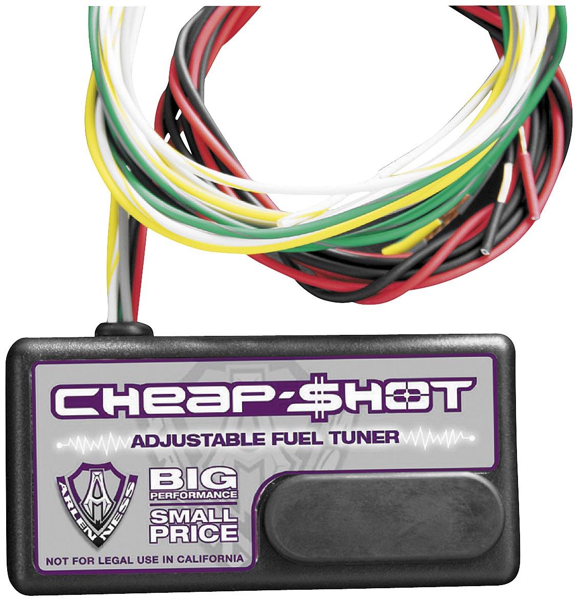 Arlen Ness Cheap-Shot Fuel Tuner