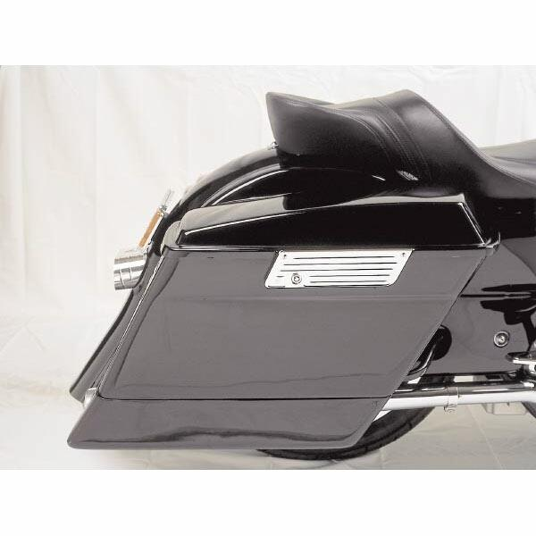 Arlen Ness Bagger Rear Fender Cover/Saddlebag Extension Kit