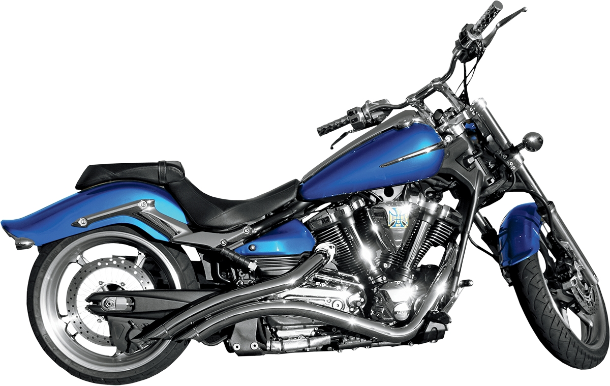 Baron Curved Exhaust Systems