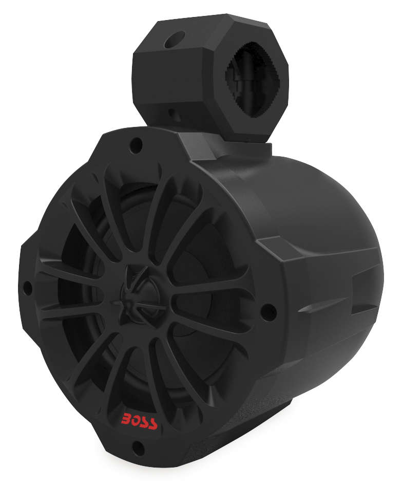 BOSS AUDIO SYSTEMS 2-Way Amplified Roll Cage Speaker Pods