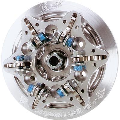 Lock-Up Pressure Plate