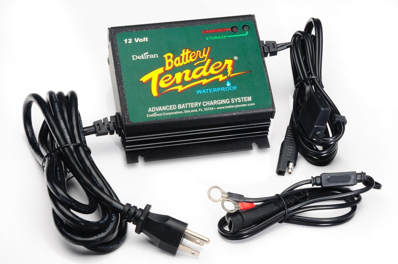 Battery Tender Waterproof Power Tender Plus