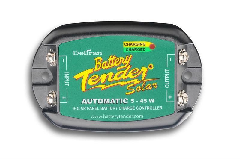 Battery Tender Solar Charger Controller