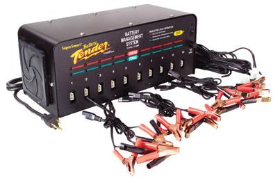Battery Tender 10 Bank Battery Tender