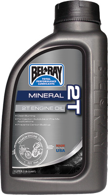Bel Ray 2T Mineral Engine Oil