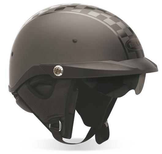 Pit Boss Half Helmet Checkers Twin Tone