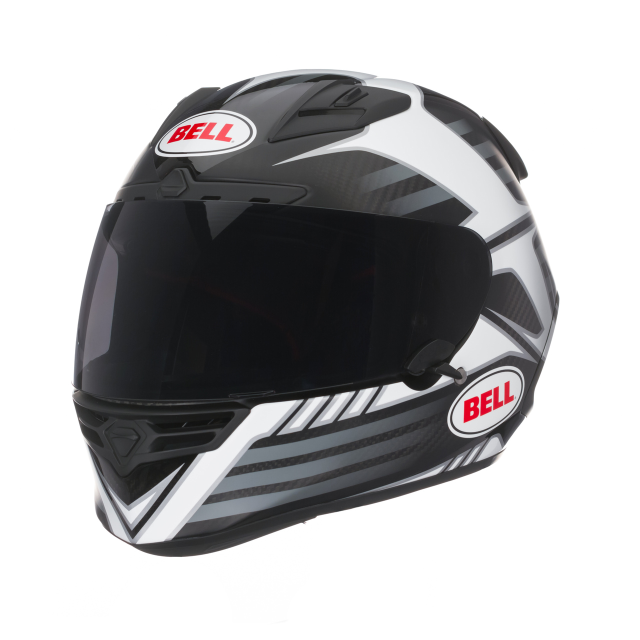 Bell Powersports Star Carbon Pinned Graphic Helmet