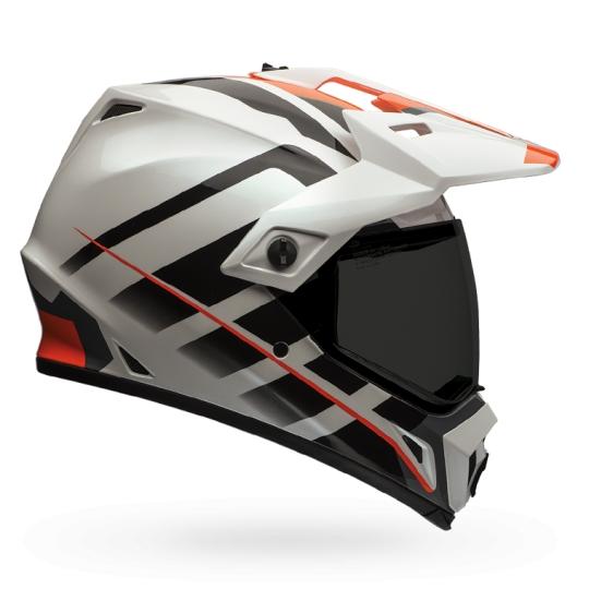 Bell Powersports MX-9 Adventure Raid Helmet