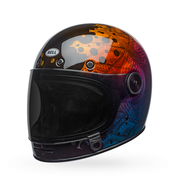 Bullitt Hart Luck Metallic Bubbles Helmet
