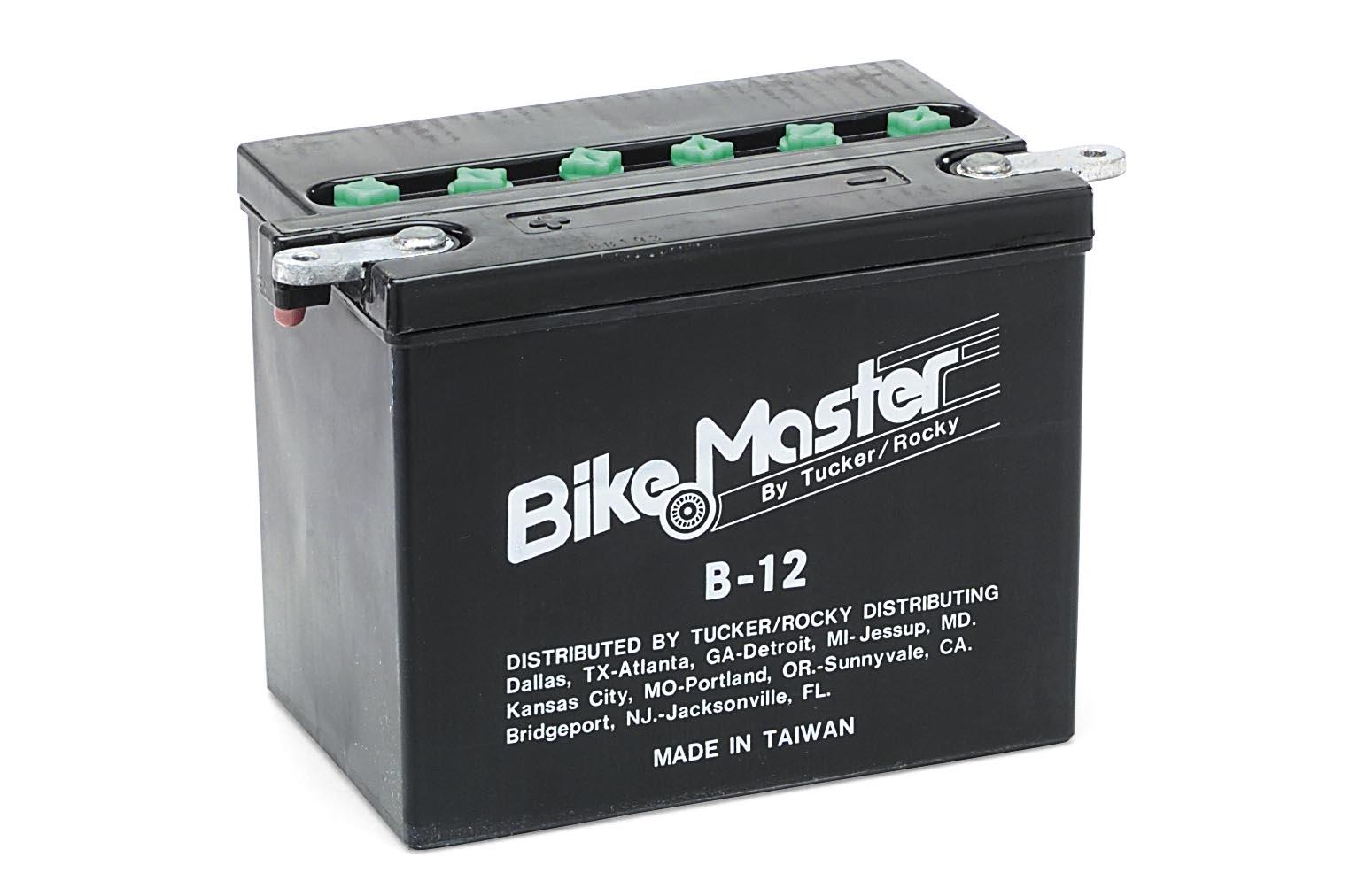 BikeMaster Standard Battery