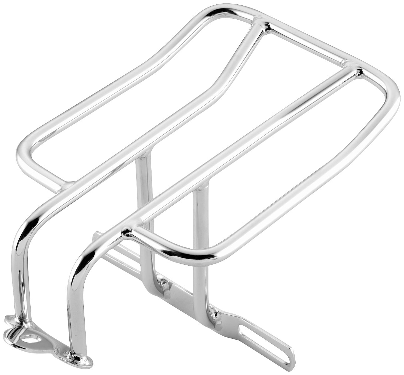 Biker's Choice Luggage Rack for 2-Up Seat