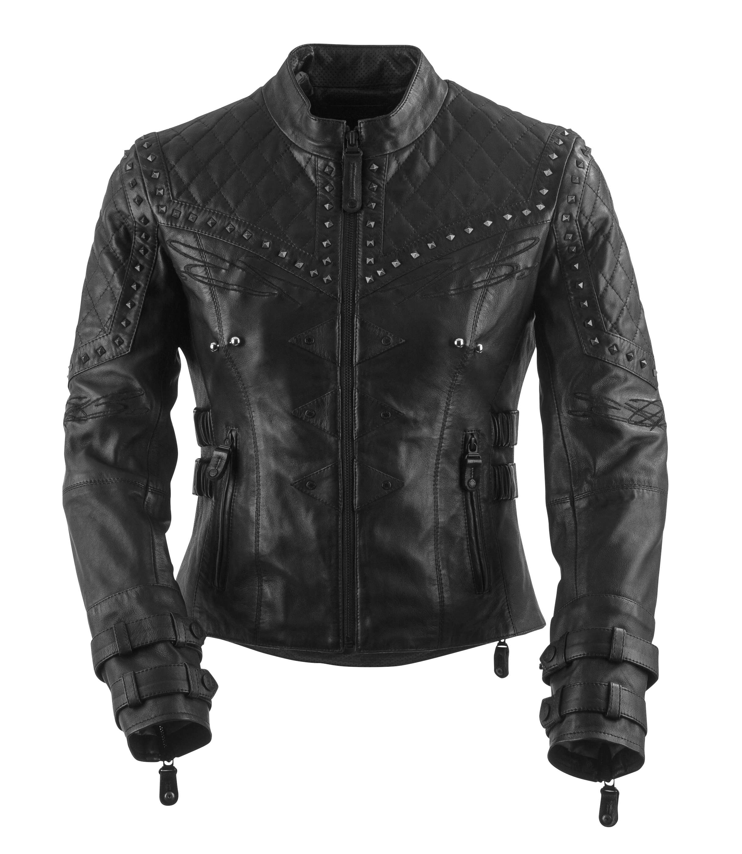 Black Brand Brazillian Wax Women's Jacket