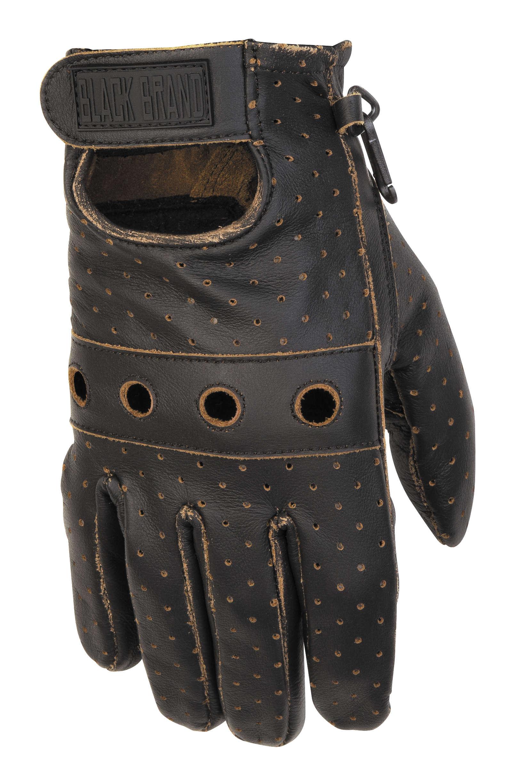 Black Brand Vintage Knuckle Gloves