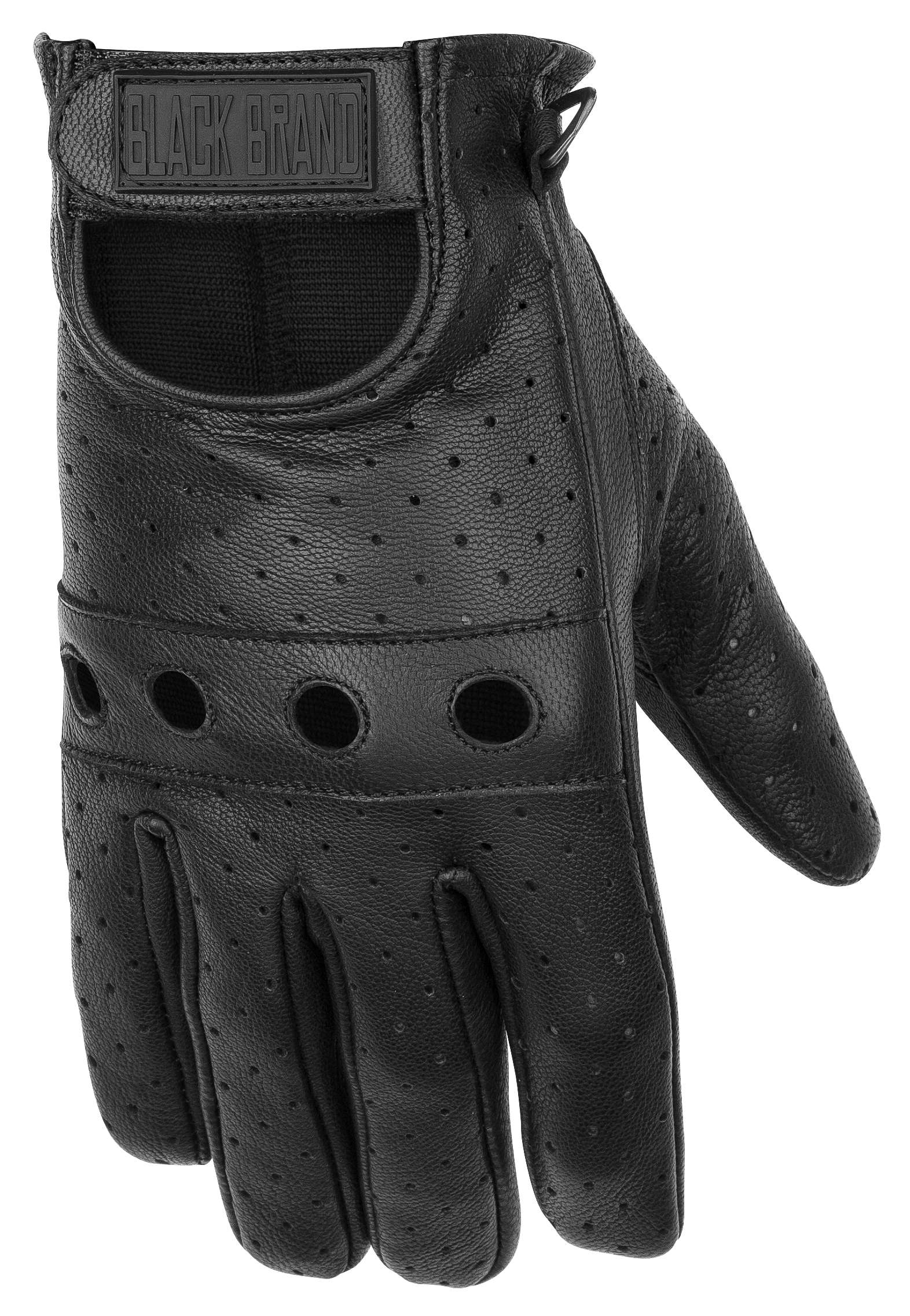 Black Brand Bare Knuckle Gloves