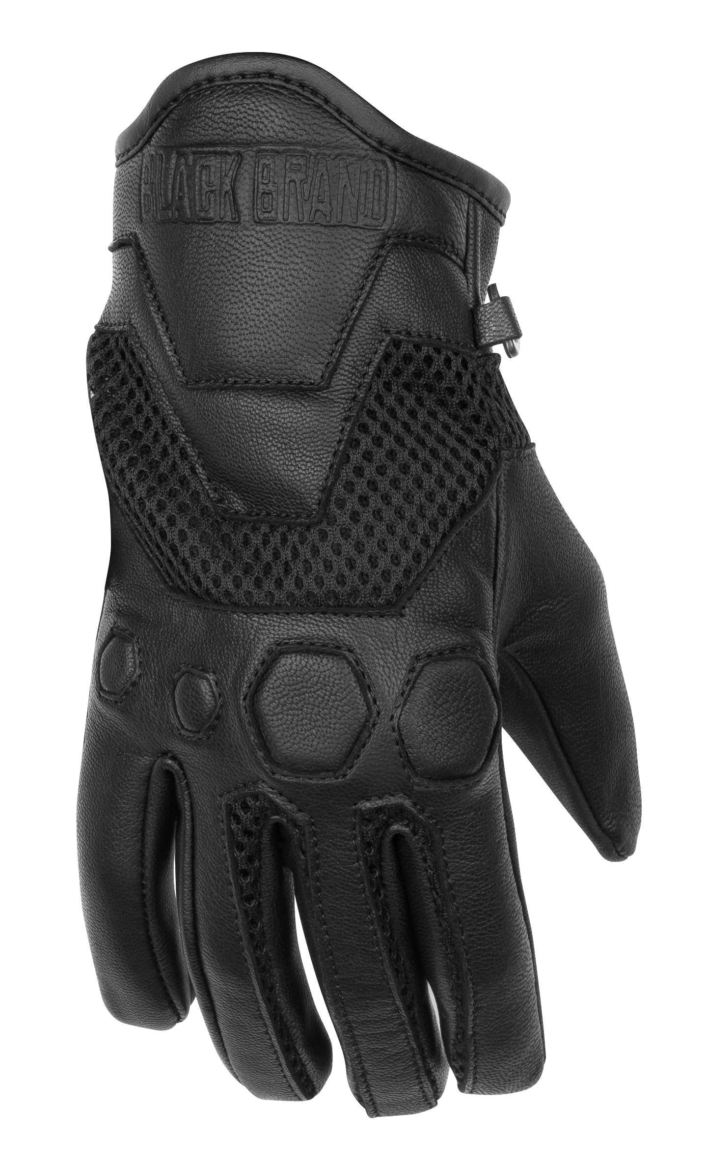 Black Brand Tech Rider Women's Gloves