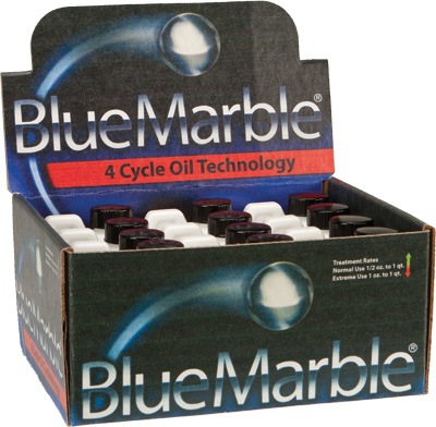 Blue Marble Oil Treatment