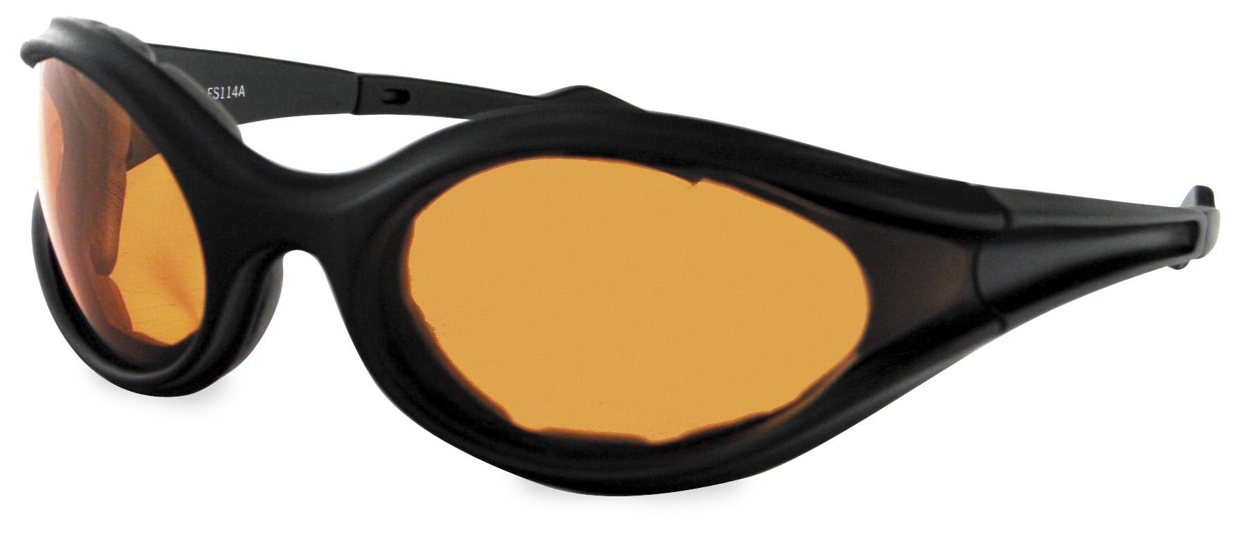 Bobster Eyewear Foamerz Goggles Choose Lens Color