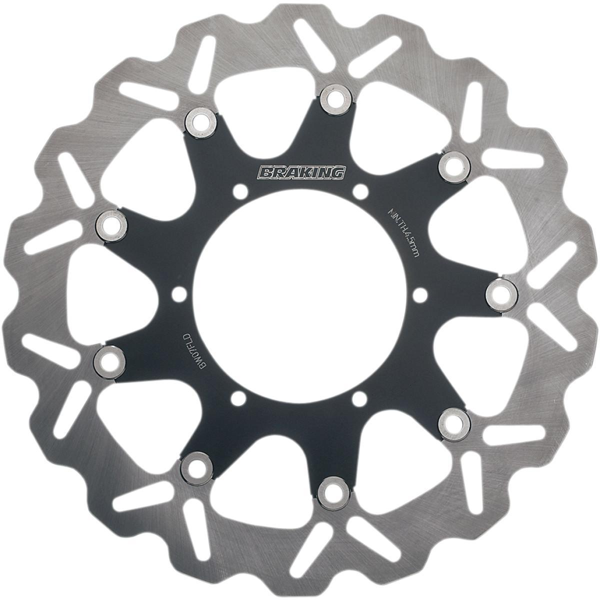 Braking Braking Wave Brake Rotor