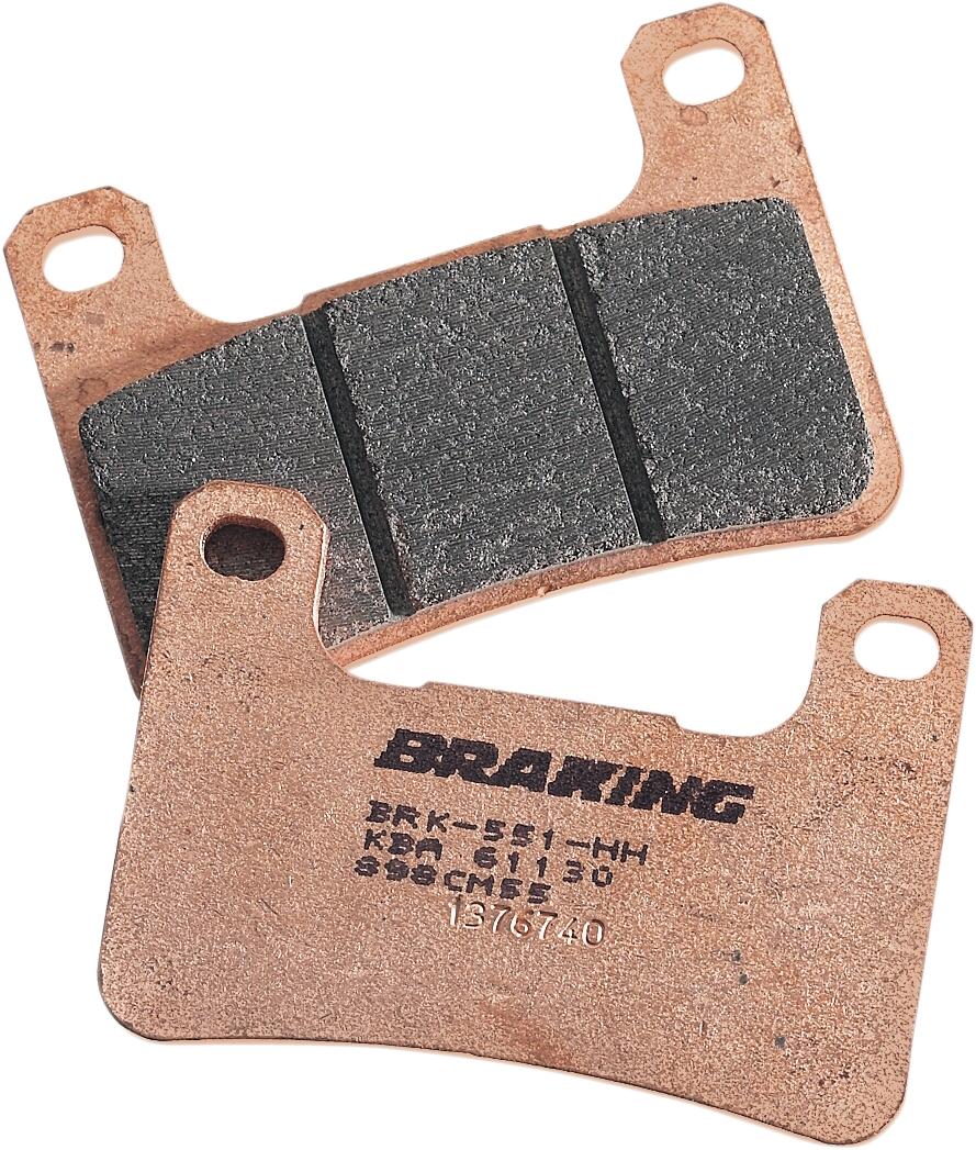 Braking CM55 Sintered Sport Brake Pad