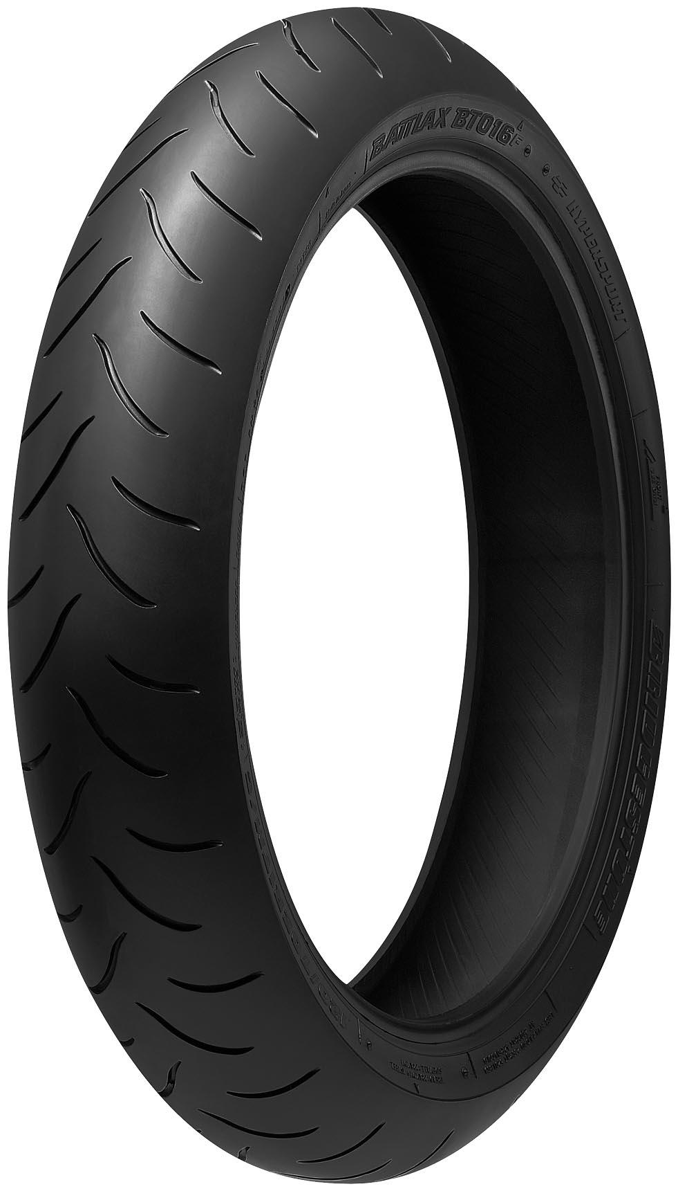 Bridgestone Battlax BT-016 Sport Radial Tire