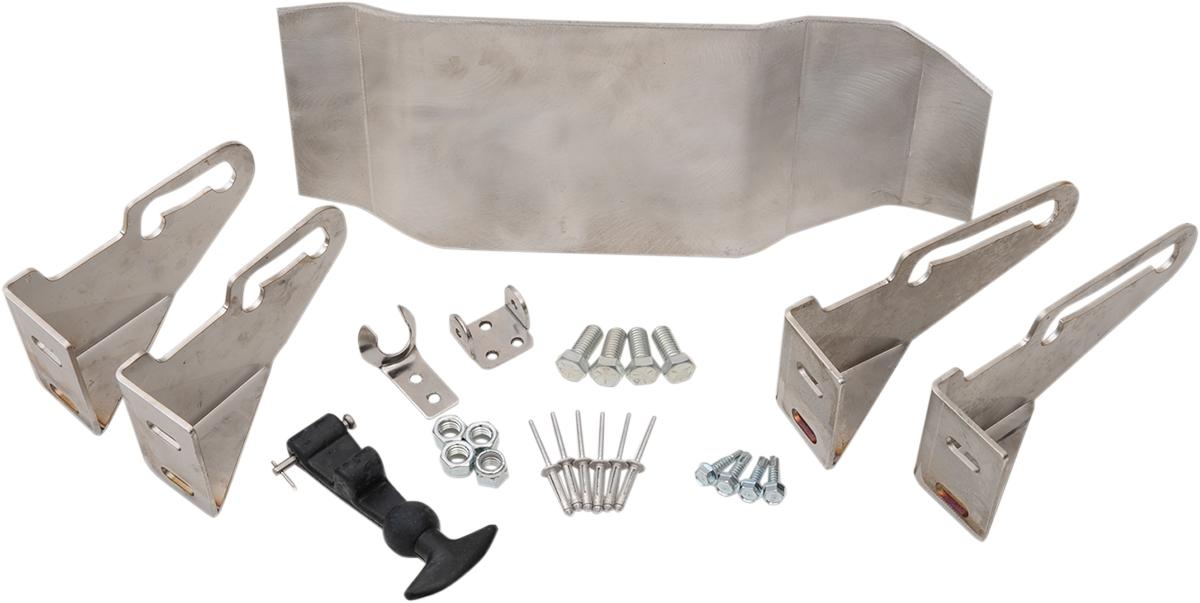 Caliber Adapter Kit for V-Front Ramp Shield