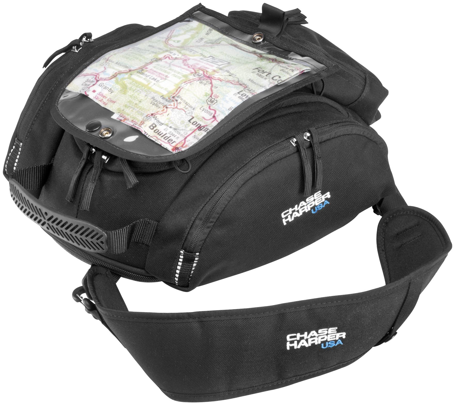 Chase Harper 6XM Tank Bag (Expandable Magnetic Mount)