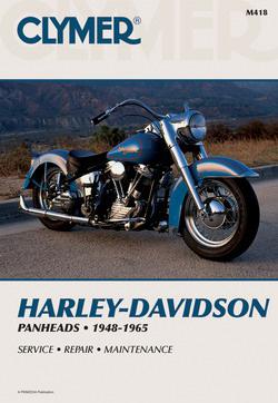 Clymer Harley-Davidson Manual