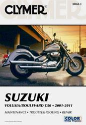 Clymer Suzuki Twins Volusia and Boulevard C50 Manual