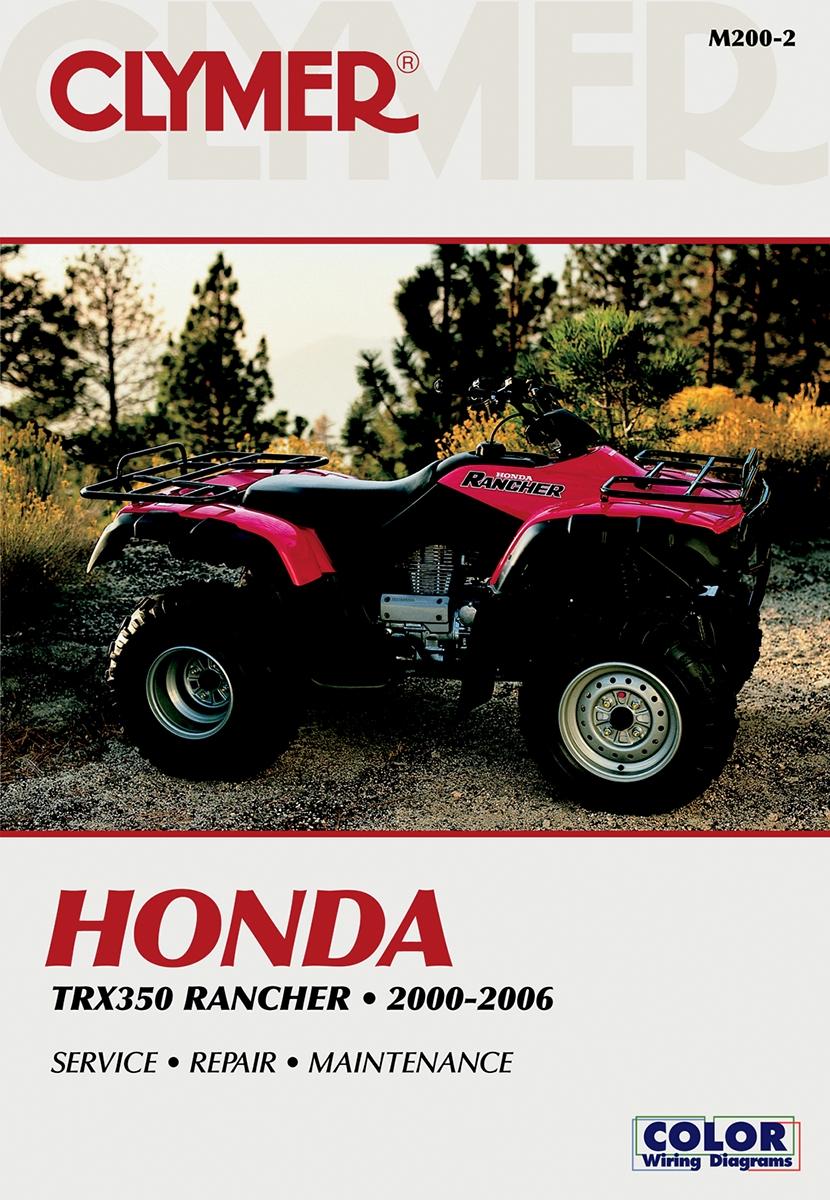 Clymer ATV/UTV Manuals